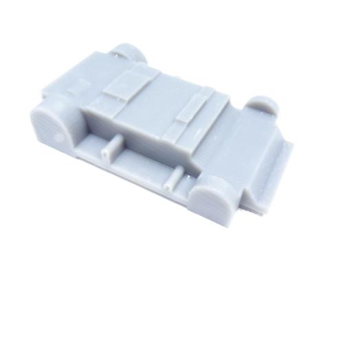 Fusion/Viper/G3 Lexan Body Mounting Jig