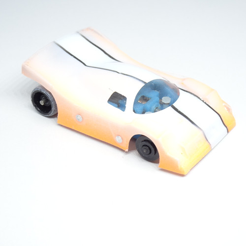 Painted HOST Nissan NPT-1-91 Wing by HoleShot - Fusion/G/Viper