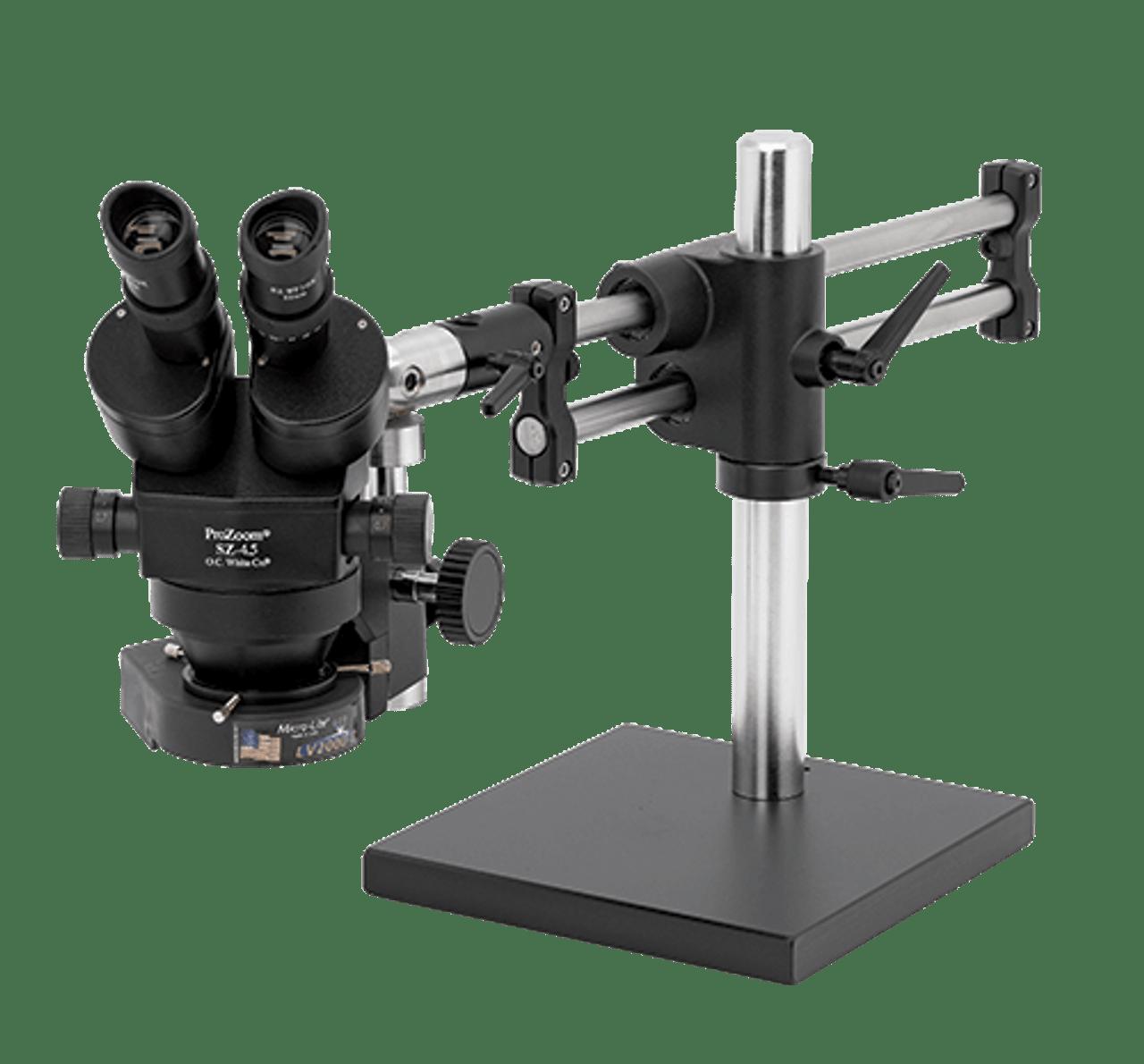 Prozoom 4 5 Binocular Stereo Microscope Sms Labs