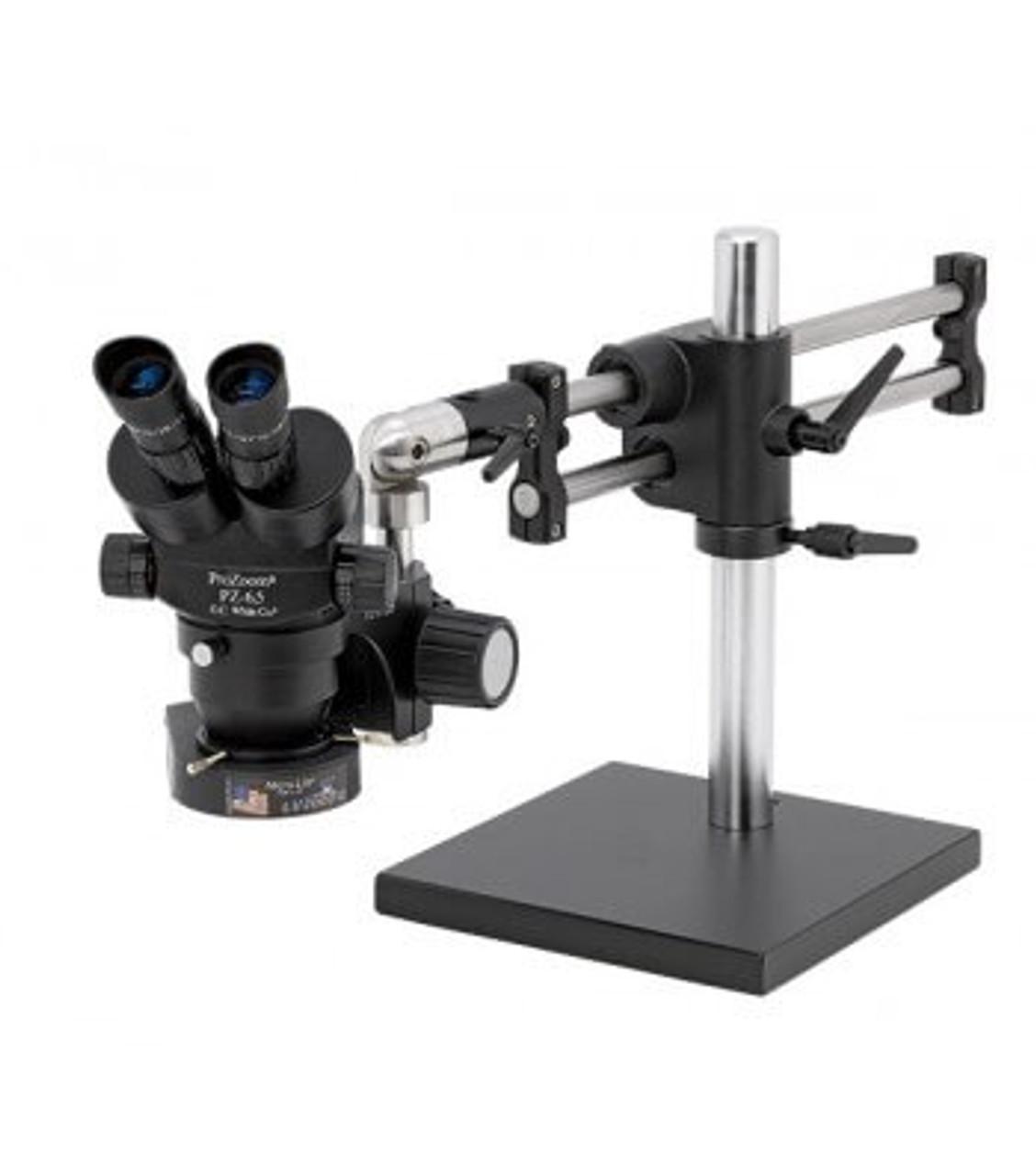 Prozoom 6 5 Binocular Stereo Microscope Sms Labs
