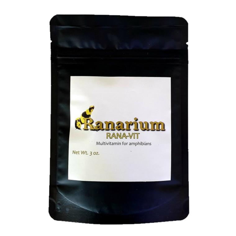 Rana-Vit multivitamin supplement.