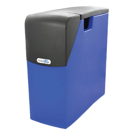Kinetico AquaBlu Twin Tank Block Salt Water Softener
