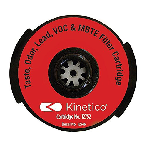 Kinetico Aquaguard Replacement Filter Cartridge - top of the Kinetico Aqua range  filters