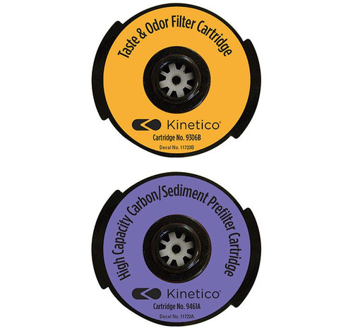 Kinetico K5,  K2, KRO GX Pre & Post Filter Filter cartridges - 9308a