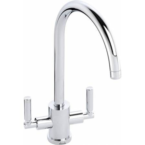 Abode Atlas Three Way Tap in Polished Chrome