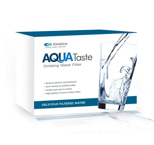 Kinetico AquaTaste (Mac7000 or 9306B) Drinking Water Filter