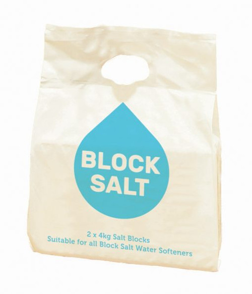 Harvey's latest block salt packaging
