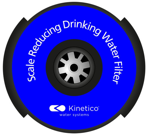 Kinetico AquaScale (Model 9000) Replacement Water Filter Cartridge