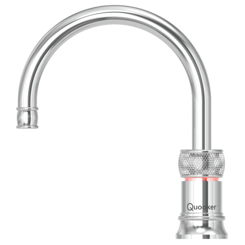 Quooker Nordic Classic Round Polished Chrome