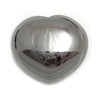 Hematite Crystal Heart