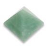 Green Aventurine Crystal Pyramid (40mm base)
