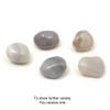 Grey Agate Tumblestone (from Botswana)