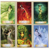 Wisdom of the Golden Path Oracle Cards by Toni Carmine Salerno