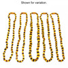 Light Mix Baltic Amber Necklace (18 Inch)