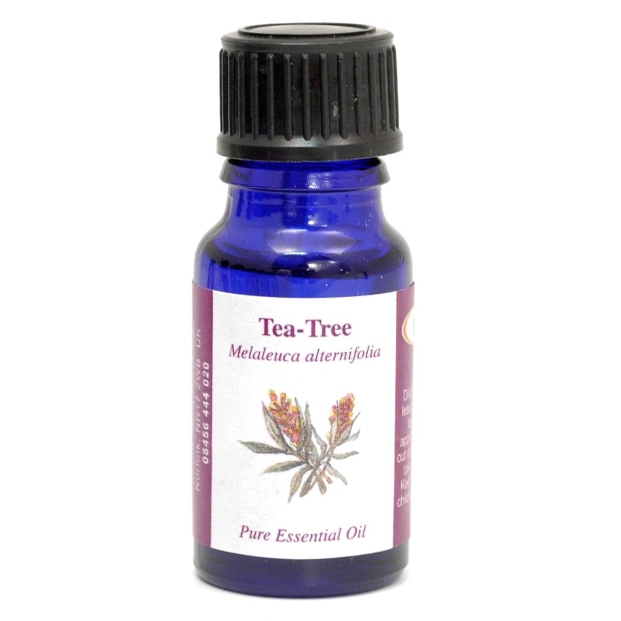 Tea Tree Essential Oil (Australia) - 10 ml (100% Pure Concentrated)