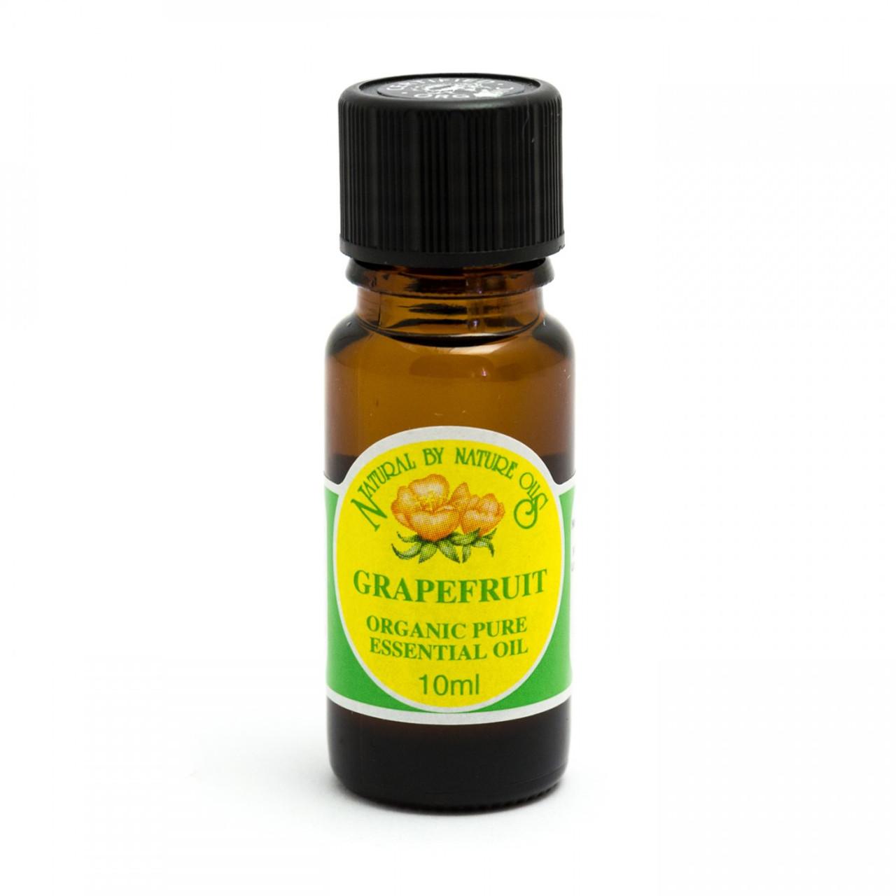 Grapefruit Organic Pure Essential Oil (Israel) 10ml