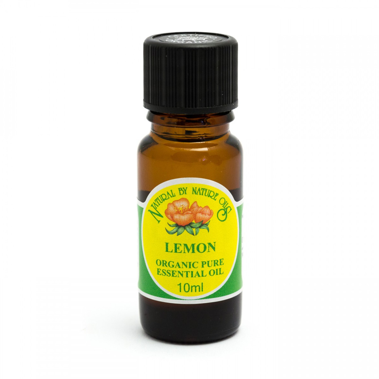 Lemon Organic Pure Essential Oil (France) 10ml