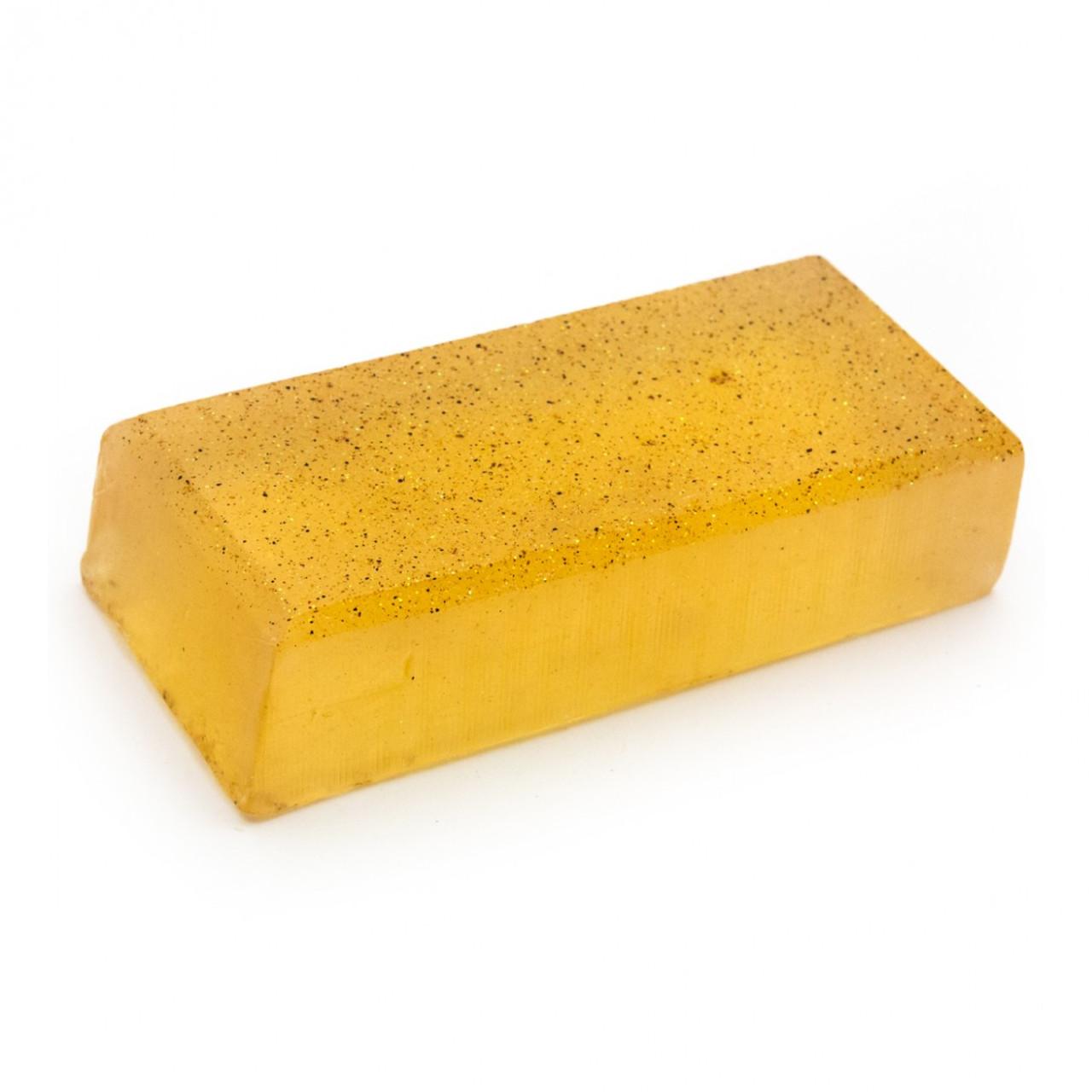 Natural 3 Kings Soap (Frankincense, Myrrh & Gold Glitter)
