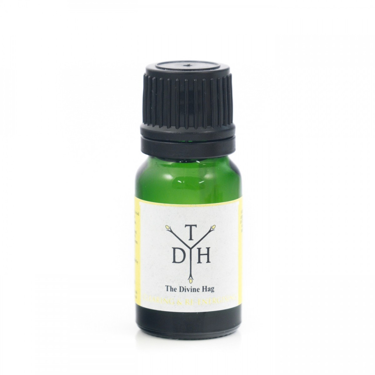 Clearing & Re-Energising Organic Diffuser Oil (10ml)
