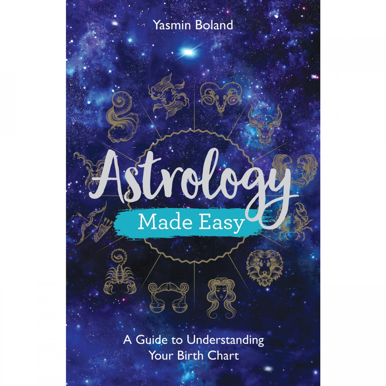 Astrology Made Easy by Yasmin Boland