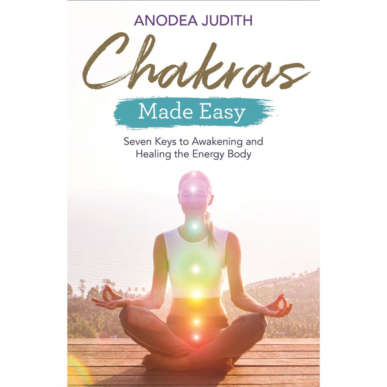 Chakras Made Easy by Anodea Judith