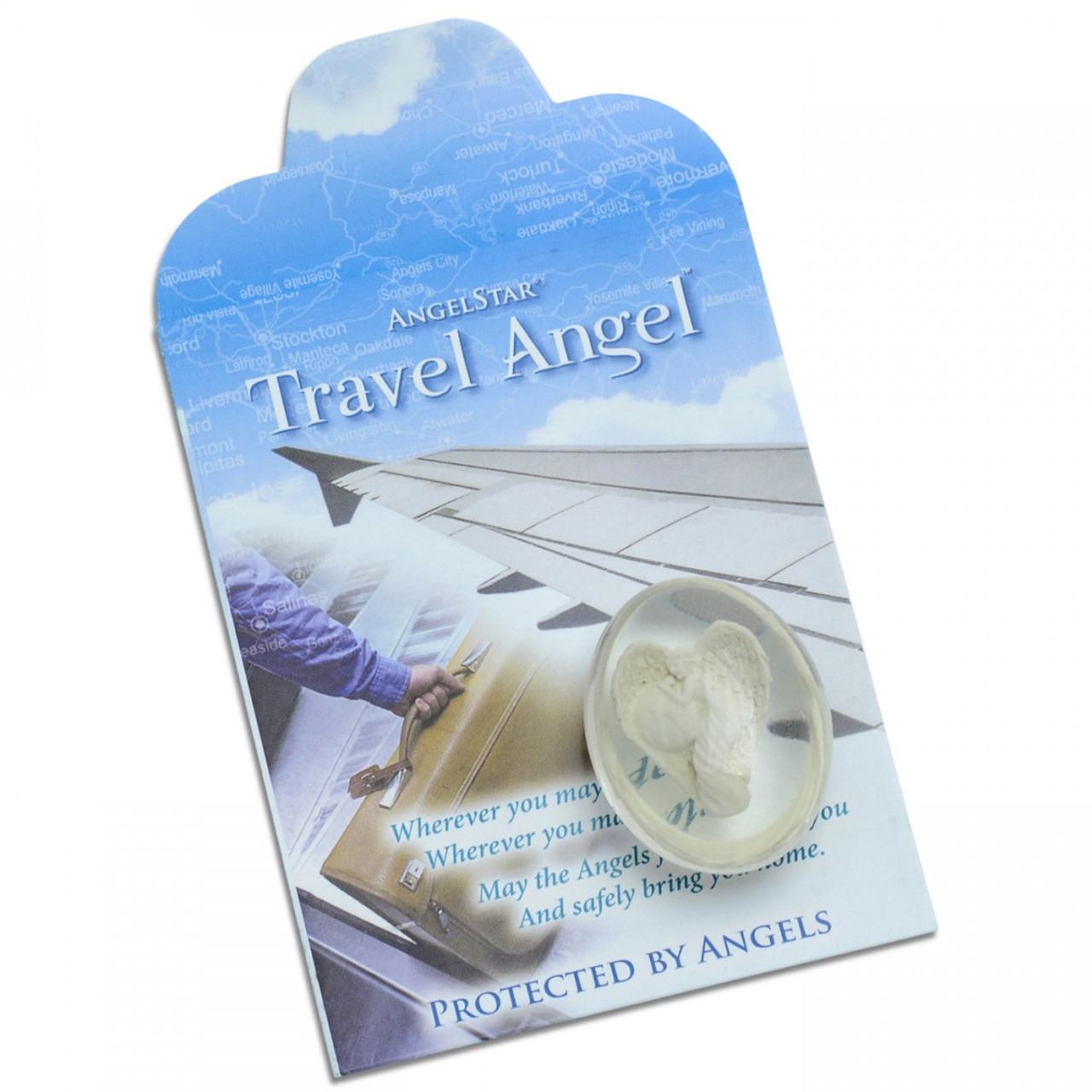 Angel Stone - Travel