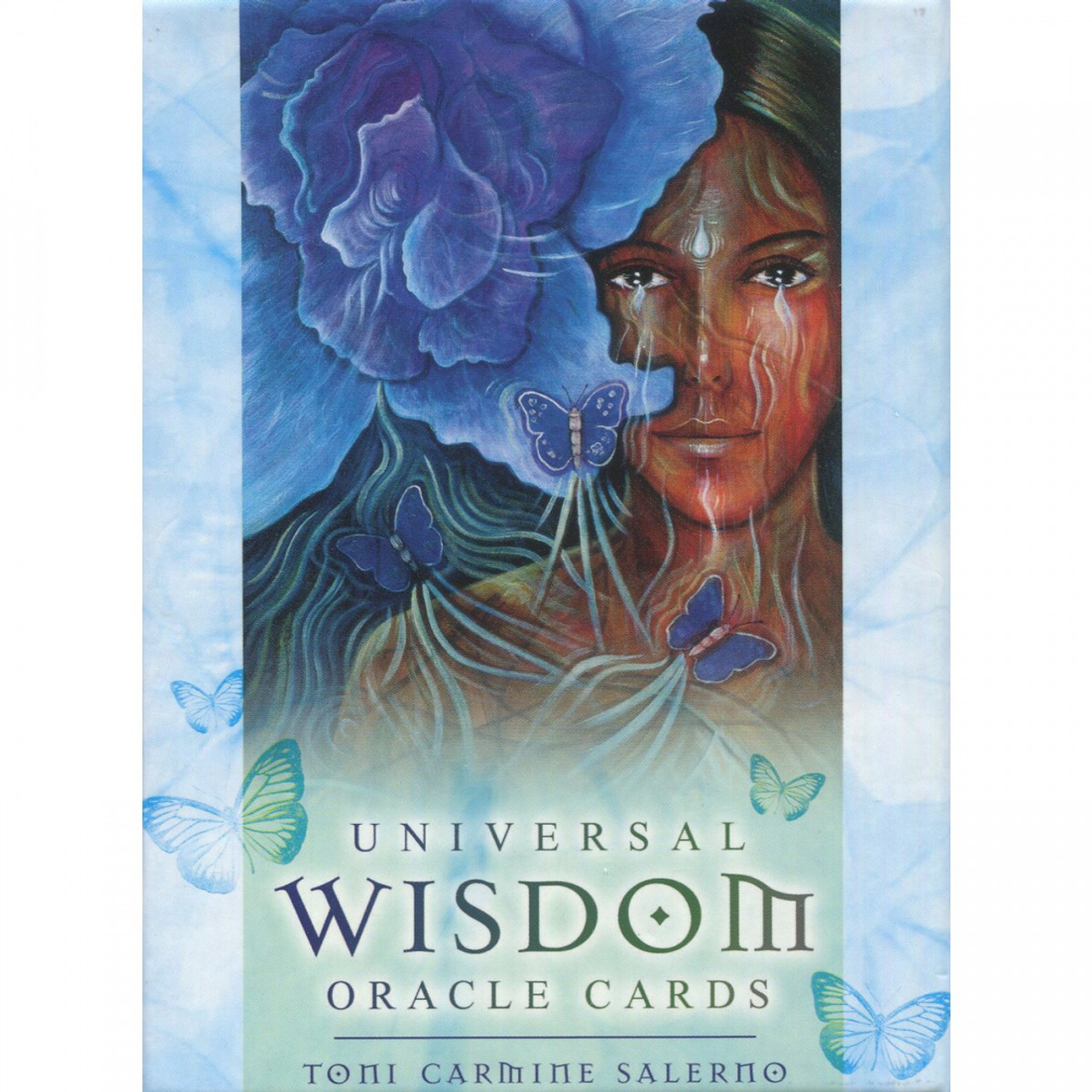 Universal Wisdom Oracle Cards by Toni Carmine Salerno