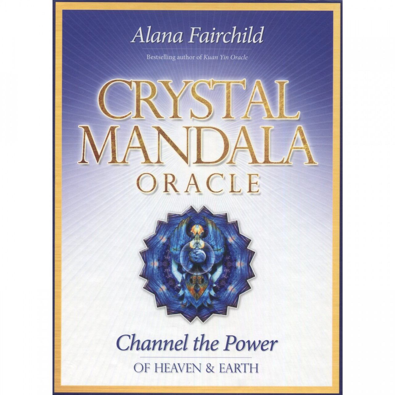 Crystal Mandala Oracle by Alana Fairchild