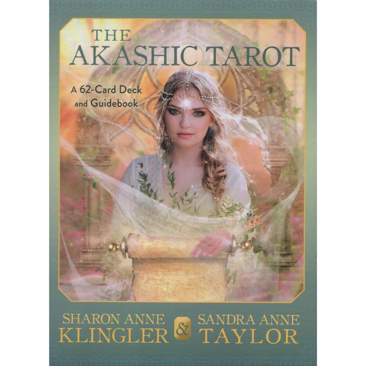 The Akashic Tarot by Sharon Anne Klingler