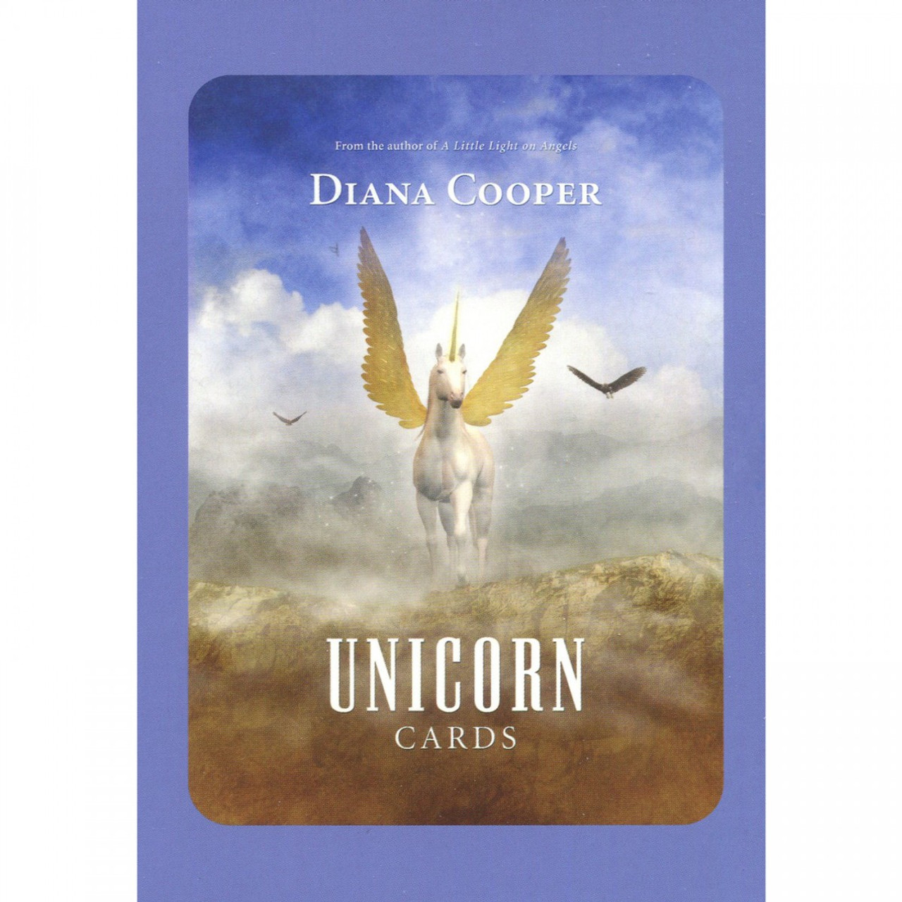Unicorn Oracle Cards by Diana Cooper