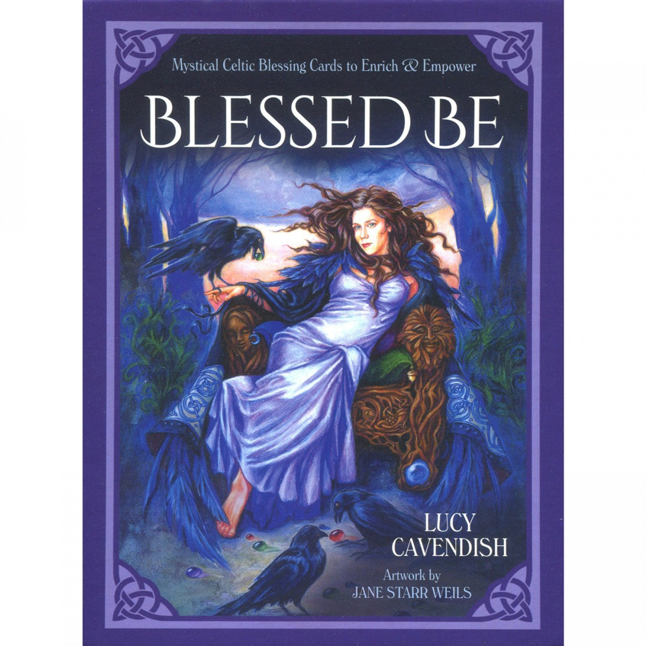 Blessed Be Oracle by Lucy Cavendish