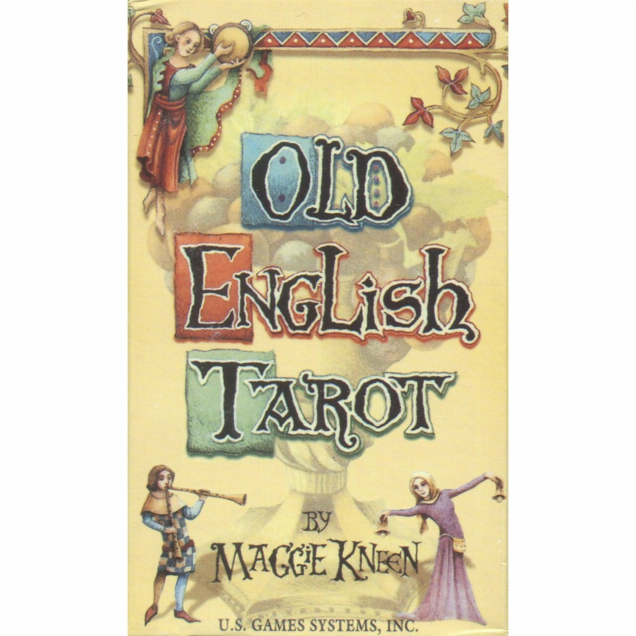 Old English Tarot Cards