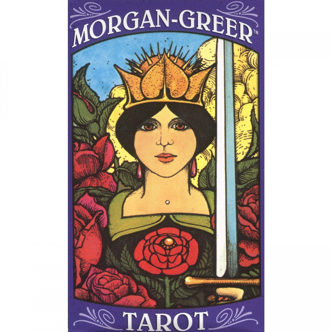 Morgan Greer Tarot Cards