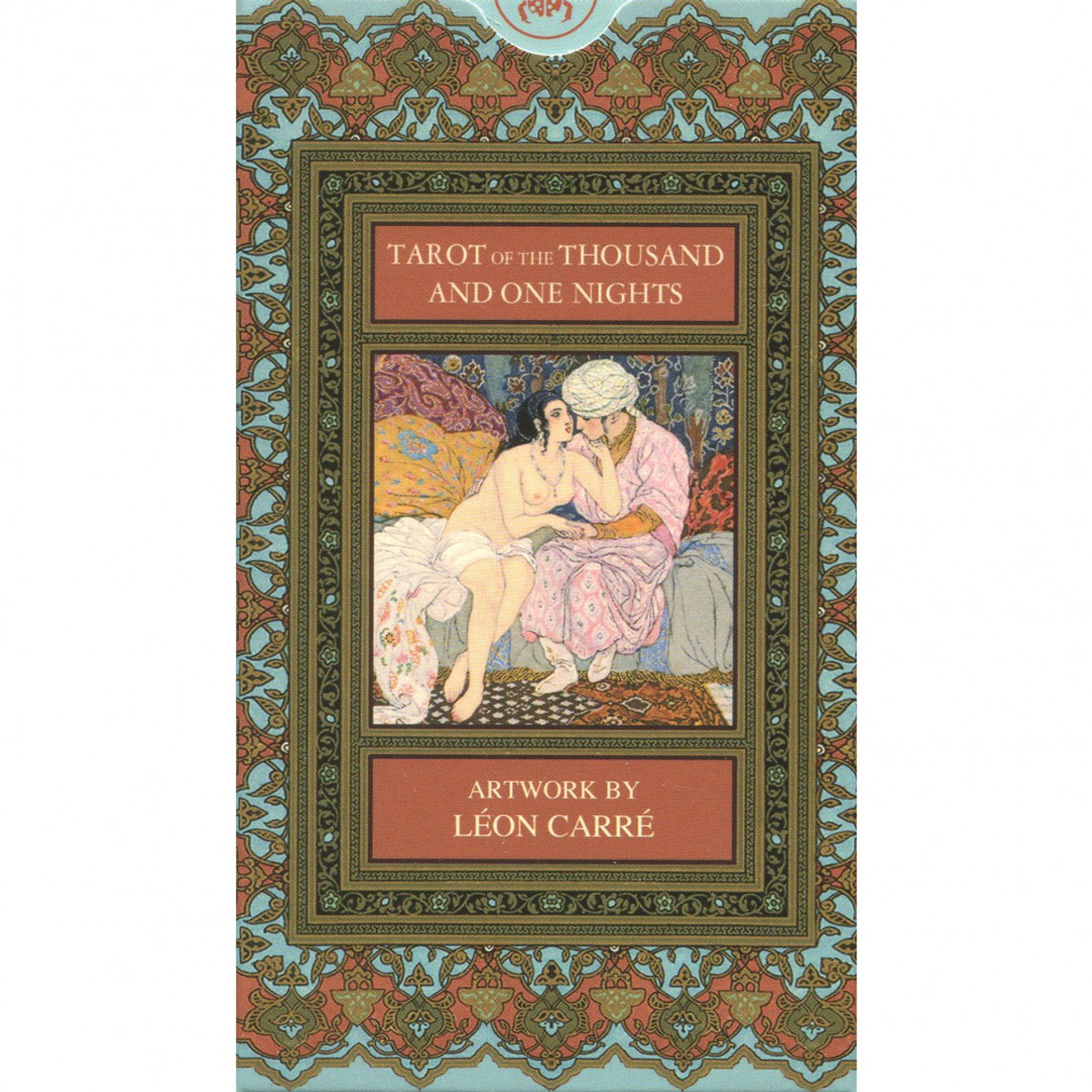 Tarot of the Thousand and One Nights Cards