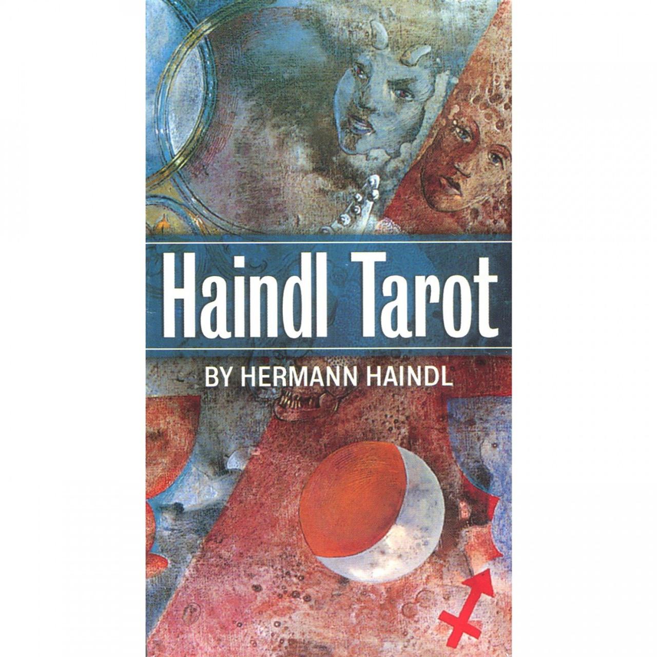 Haindl Tarot by Hermann Haindl