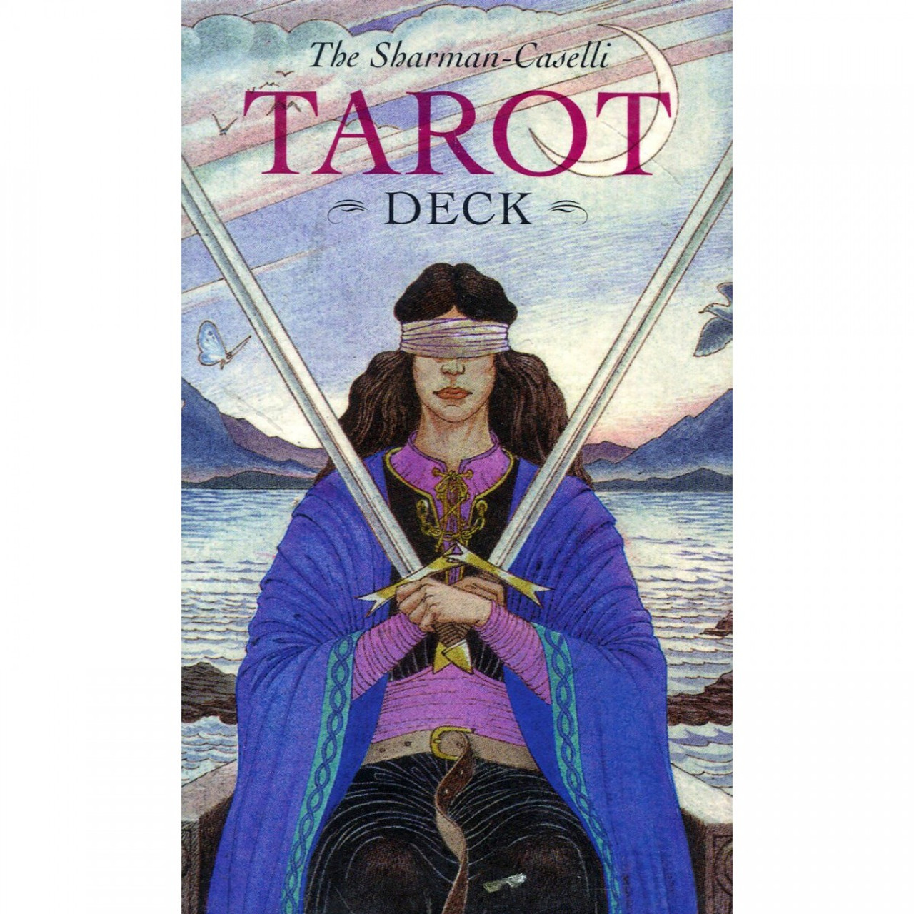 The Sharman-Caselli Tarot Cards by Juliet Sharman-Burke
