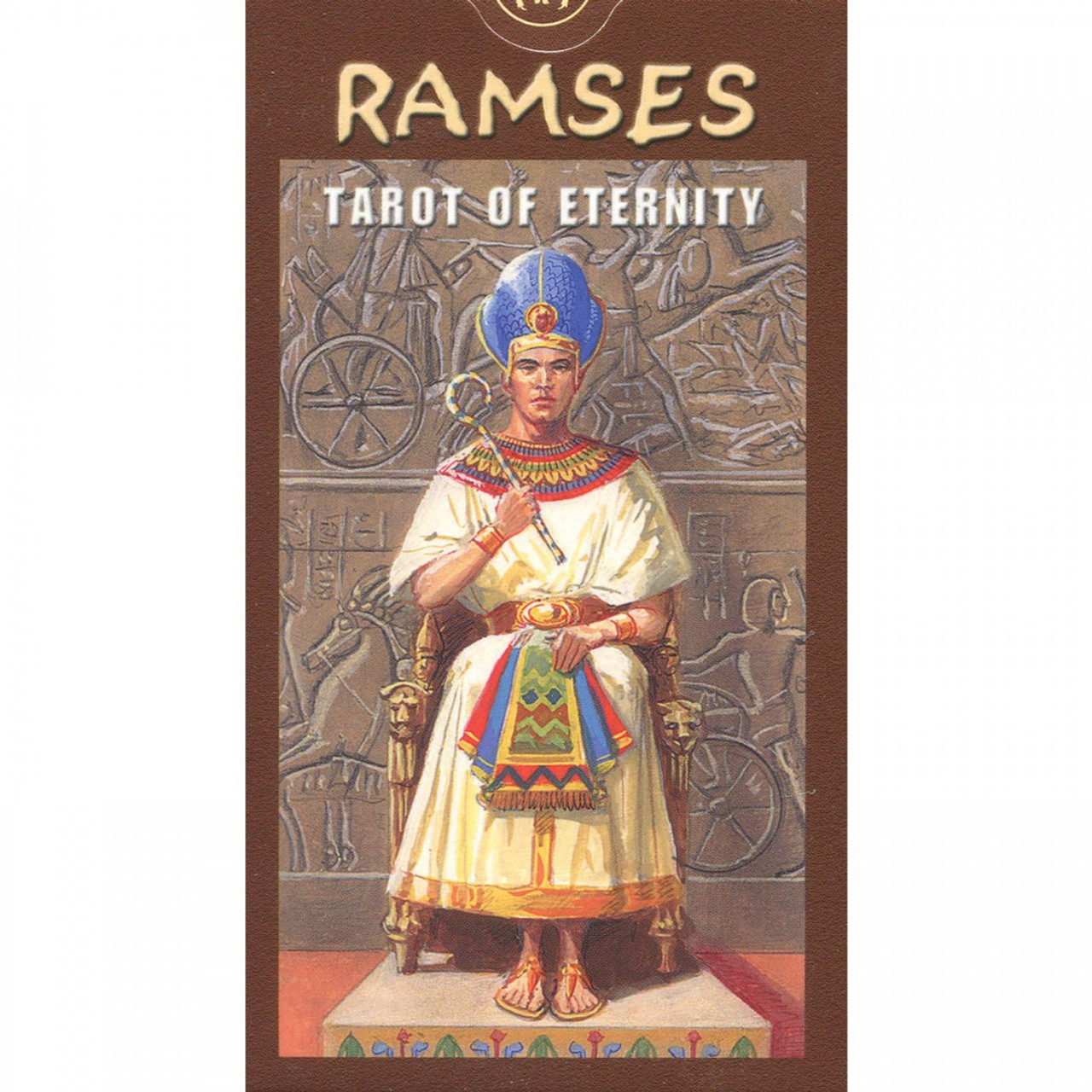 Ramses Tarot of Eternity Cards