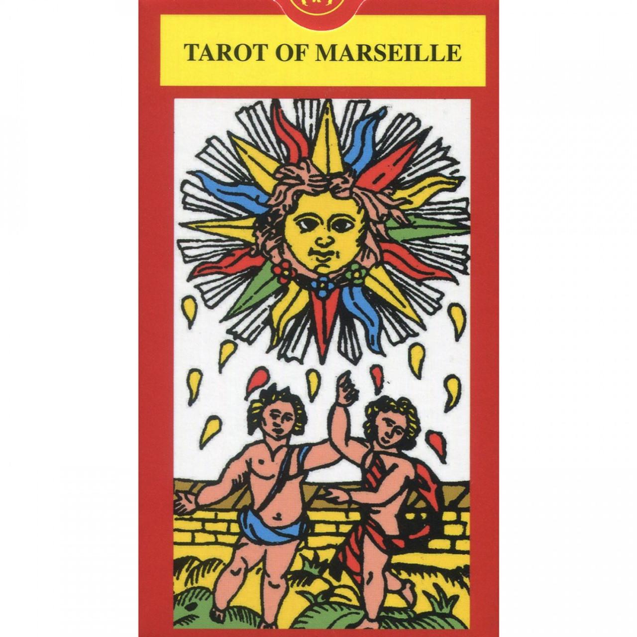 Tarot of Marseille Cards