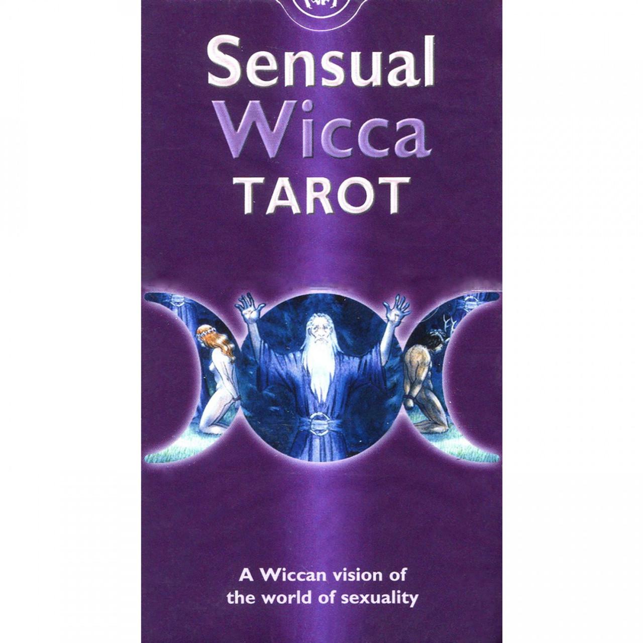 Sensual Wicca Tarot Cards