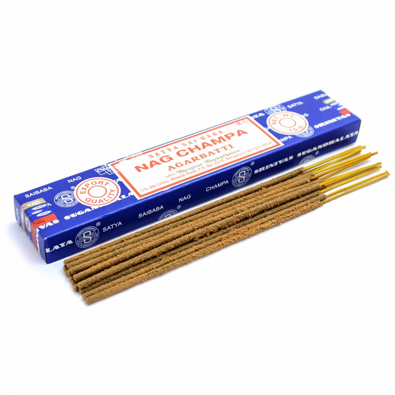 Sai Baba Nag Champa Agarbatti Satya Incense Sticks