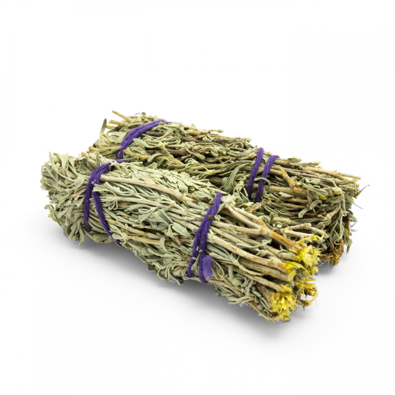 Baby Desert Sage Smudge Sticks (2 Pack)
