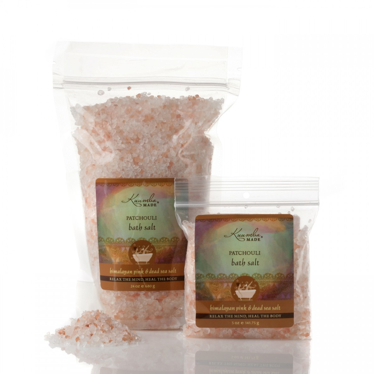 Kuumba Made Patchouli Bath Salt