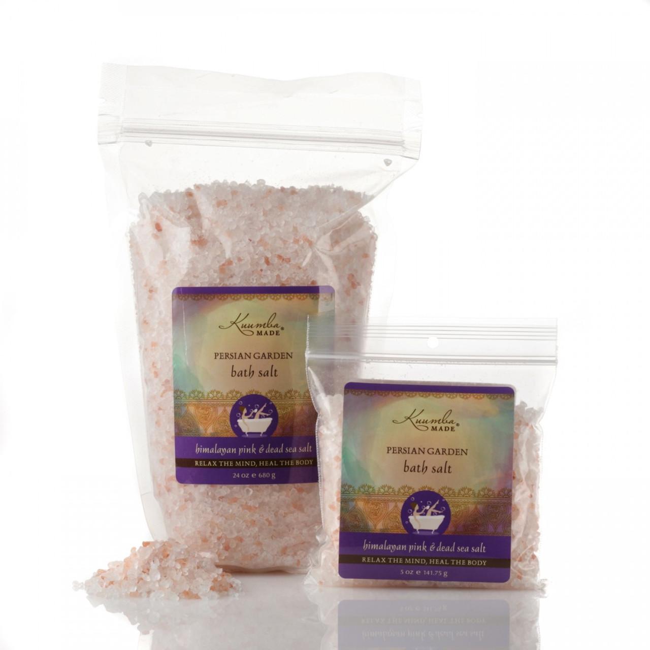 Kuumba Made Persian Garden Bath Salt