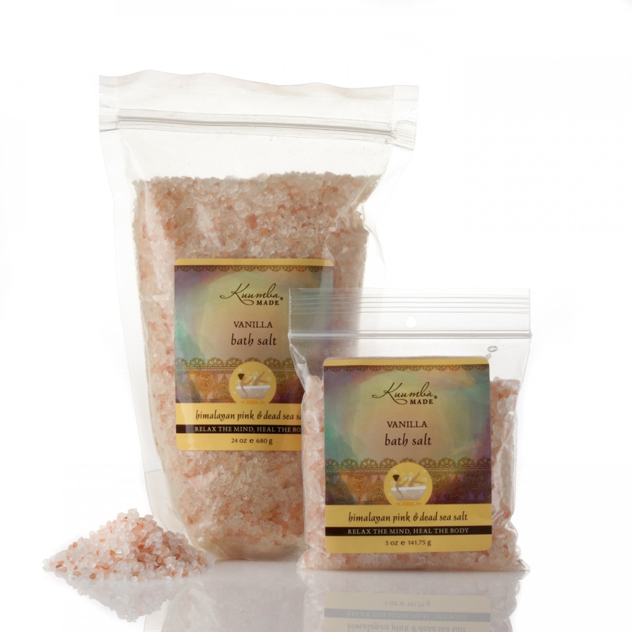 Kuumba Made Vanilla Bath Salt