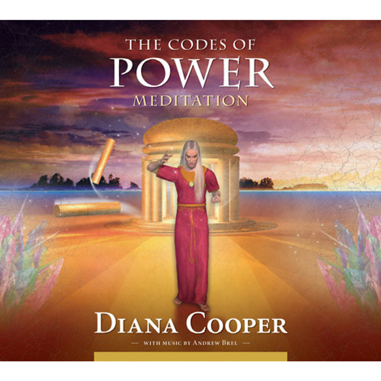 CD: The Codes of Power Meditation by Diana Cooper