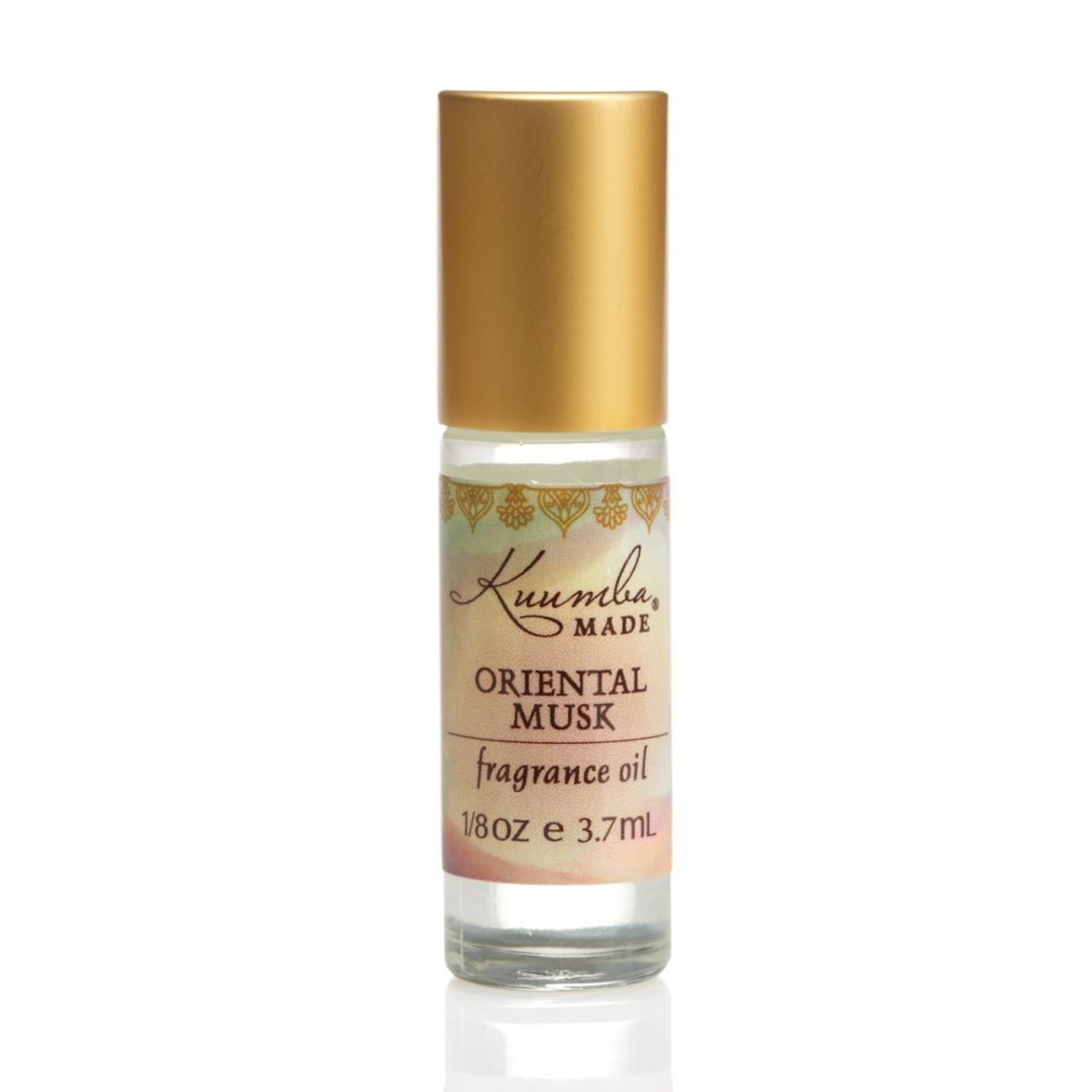 Kuumba Made Oriental Musk Fragrance Oil
