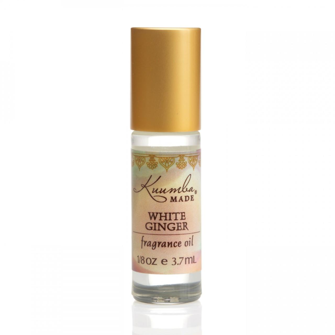 Kuumba Made White Ginger Fragrance Oil