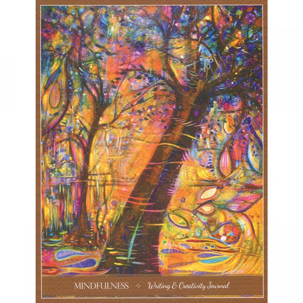 Mindfulness: Writing & Creativity Journal by Toni Carmine Salerno