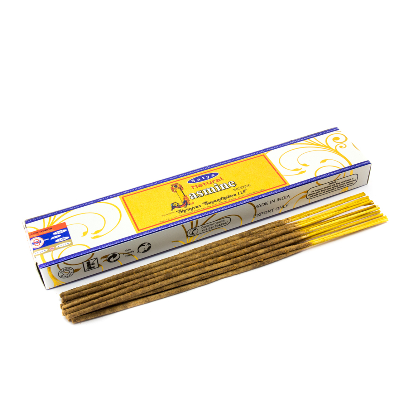 Natural Jasmine Incense Sticks