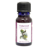 Cedarwood Essential Oil (Morocco) - 10 ml (100% Pure Concentrated)